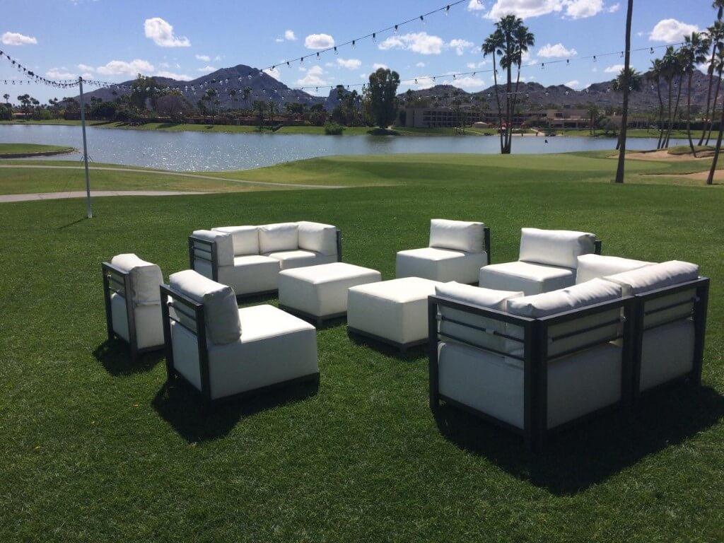 high end luxury rentals - phoenix event rentals